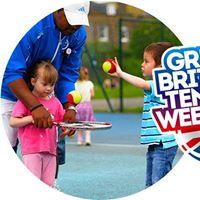 Great British Tennis Weekend - join the weekend fun