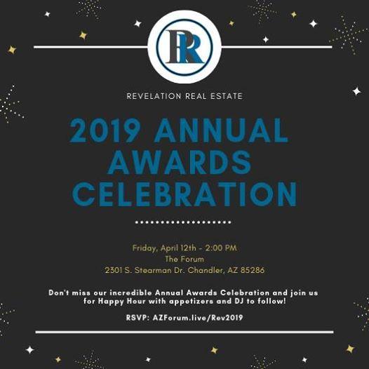 2019 Annual Awards Celebration