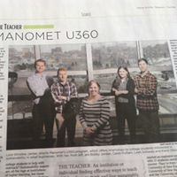 Manomets Business Sustainability Student Competition