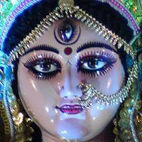 Shree Shree Durga Puja 2017 At Rashtriyashala Rangmanch Rajkot Gujarat.