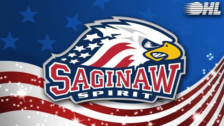 Saginaw Spirit Hockey Game