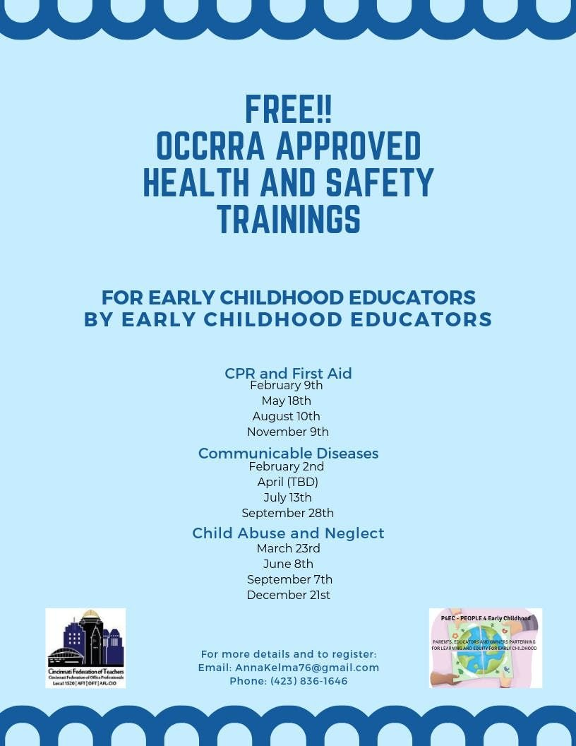 Early Childhood Education Health and Safety Course Communicable Diseases FULL COURSE