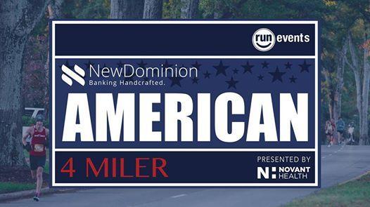 NewDominion American 4 Miler presented by Novant Health