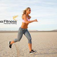 Jana Fitness Superhero HIIT Training Outdoor