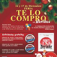 Feria Te Lo Compro En Navidad