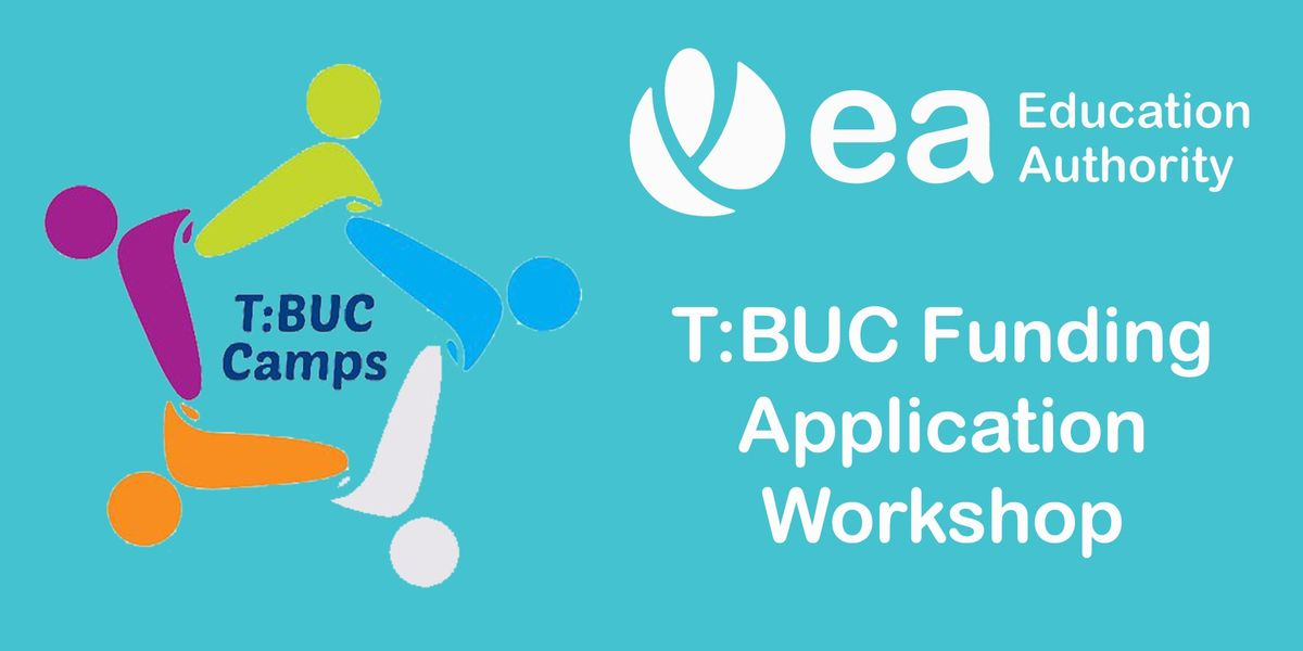 TBUC Funding Application Workshop
