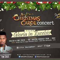 RCCG Promise Land Christmas Carol Concert (Gloria in Excelsis)