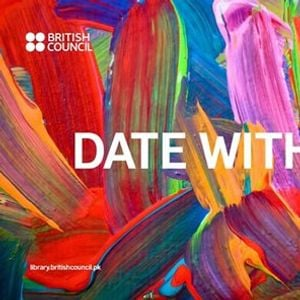 Date with Paint Art Therapy with Easel Bay