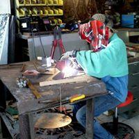 Welding Workshop with David Cumbie