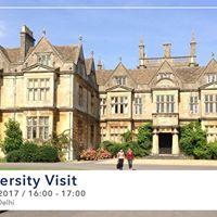 Bath Spa University Visiting at SI-UK Delhi Office