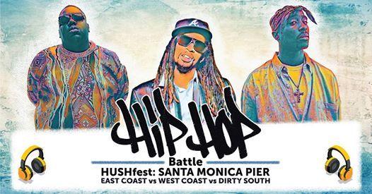 Hushfest Santa Monica