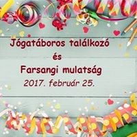 Jgatboros tallkoz s Farsangi mulatsg
