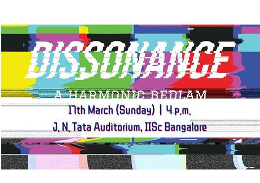 Dissonance - The Founders Day Show