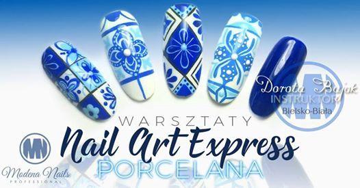 Warsztaty art expres. Zdobienia porcelanowe