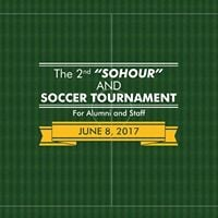 The 2nd &quotSohour&quot and Soccer Tournament