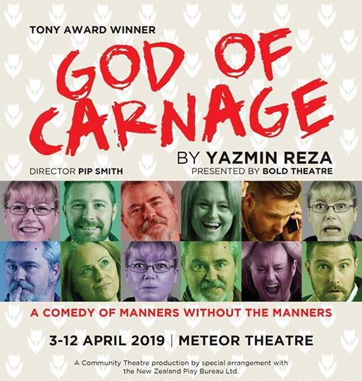 God of Carnage Presented by Bold Theatre