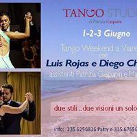 Tango weekend a Viareggio