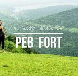 A Day Trek to Peb Fort