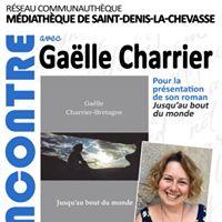 Rencontre avec Galle Charrier