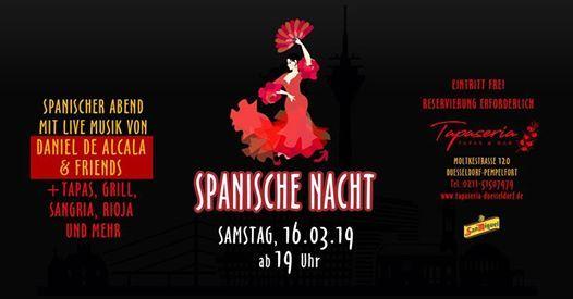 Spanische Nacht in Dsseldorf
