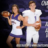 2nd Annual Little Pounders Football and Cheerleading Camp