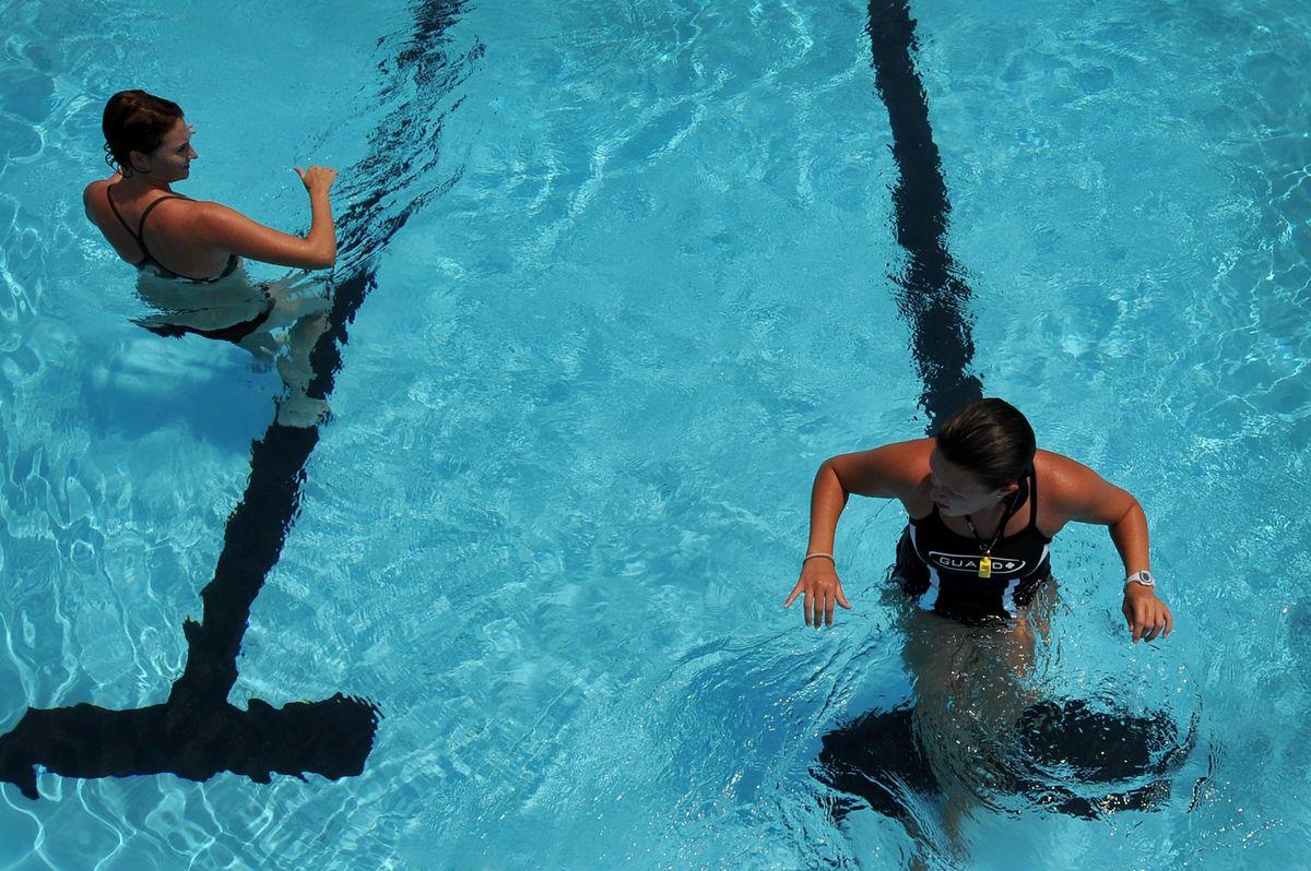 Aqua Aerobics - Term 4 - Term Pass (8 weeks)