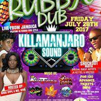 Killamonjaro Live in The6 Rubba Dub