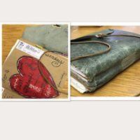 Long-stitch Bookbinding Class