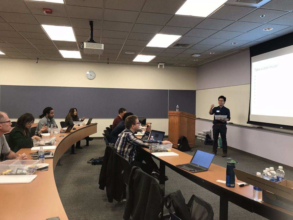 Introduction to Teaching Raspberry Pi (February 2 In-Person)