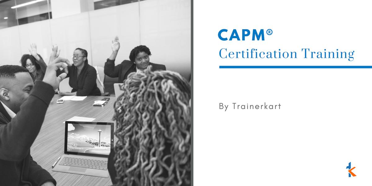 CAPM- 4 days Classroom Training in Cincinnati OH