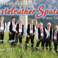 Kastelruther Spatzen Live 2017 - Steinbach