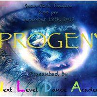 Progeny 2017 dance concert
