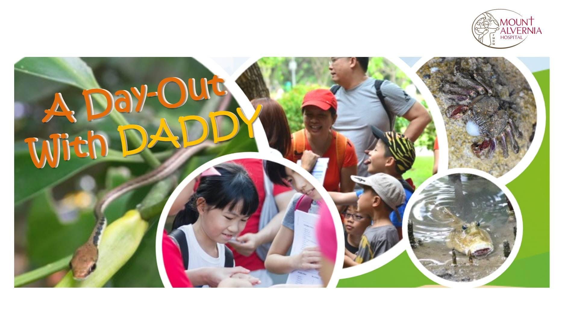 A Fun Day Out with Daddy - Happy Fathers Day