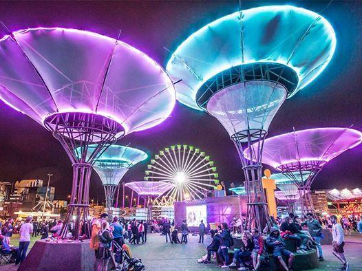 Mad Cool Festival Madrid spanya