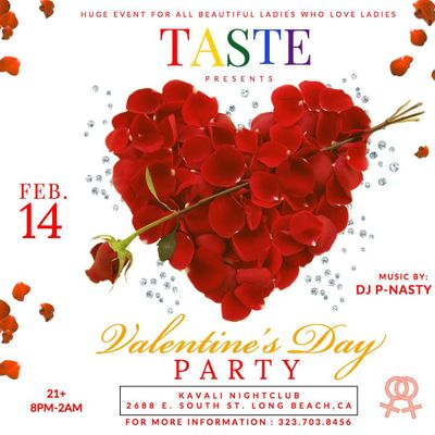 13 Valentine S Day Events In Long Beach Parties