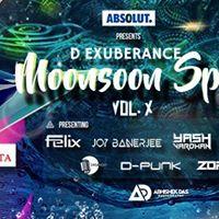 D Exuberance Monsoon Splash VOL - X