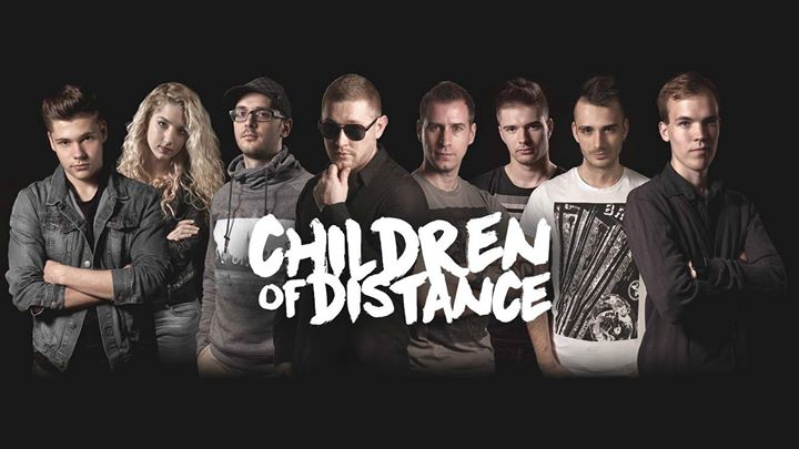 Children of Distance LIVE - Szatmrnmeti