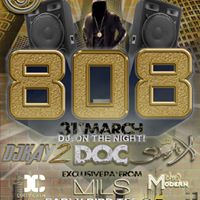 808 - Launch Night