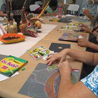 DOMiNGOS FAMiLiARES  Taller Dibujo de bodegn a color