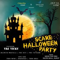 SCARE HALLOWEEN PARTY
