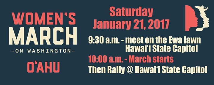 blogs womens march honolulu