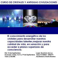 Curso de Cristales y Antiguas Civilizaciones
