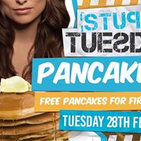Stuesday - Pancake Day Special