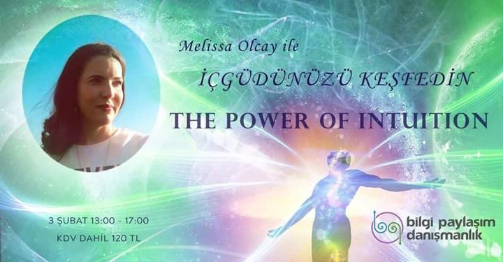 Melissa Olcay le Igdnz Kefedin The Power of Intuition