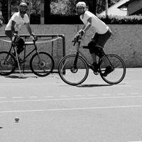 Initiation &amp Dmo de Bike Polo