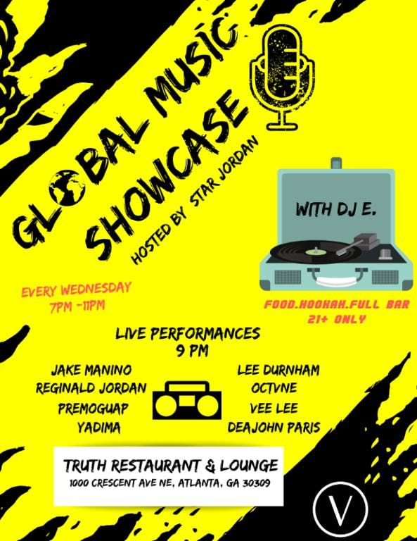Indie Artist Global Music Show Case
