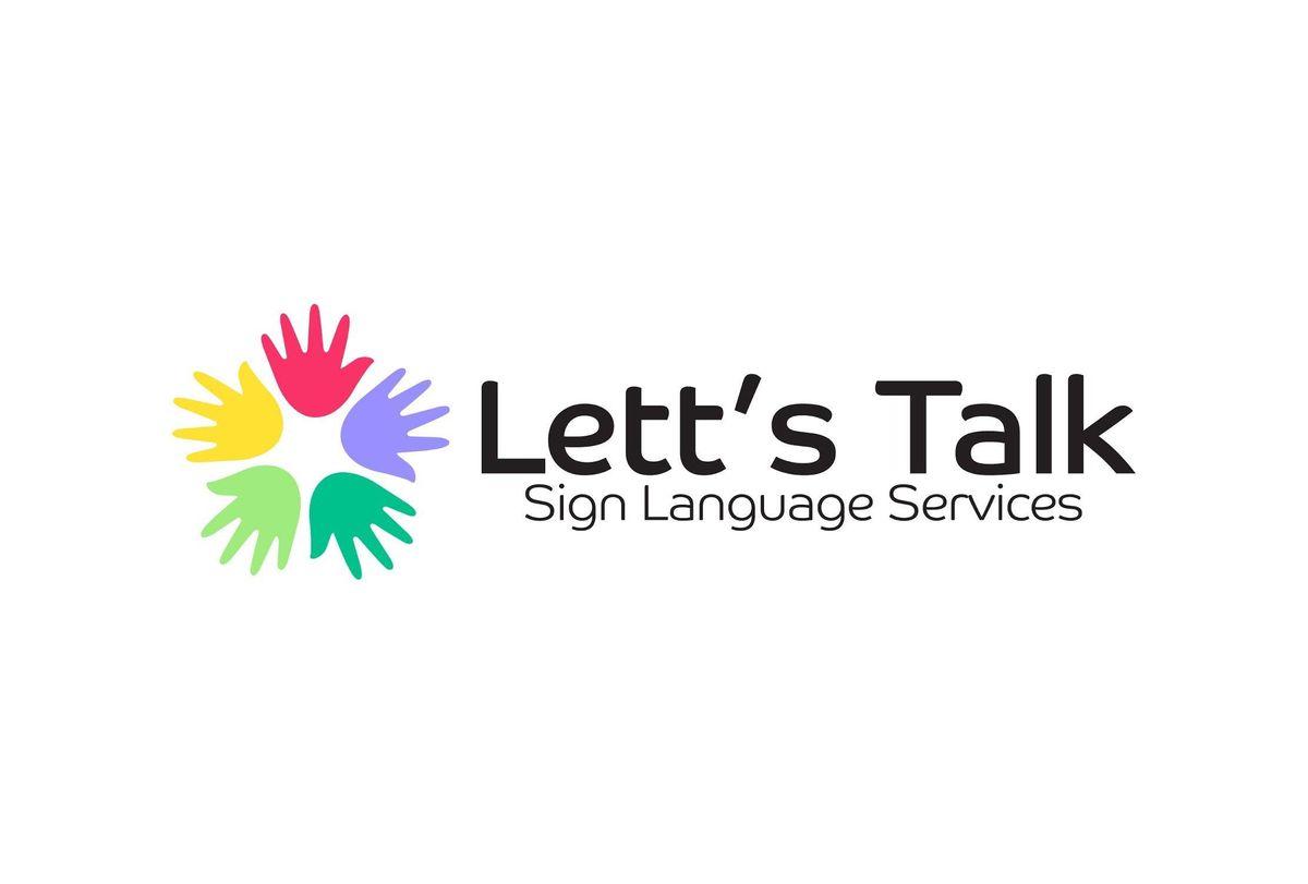 Free Community American Sign Language Class [INTERMEDIATE LEVEL]
