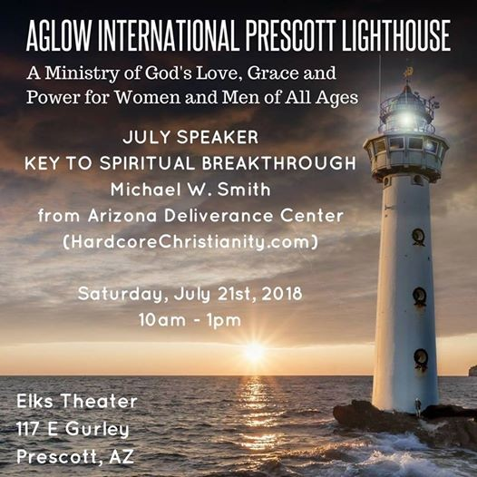 Key to Spiritual Breakthrough at Elks Theatre and Performing