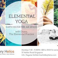 Elemental Yoga  SPACE