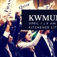 KWMUN II Kitchener-Waterloo Model United Nations
